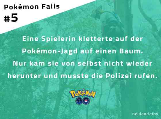 Platz 5 | Top 5 Pokémon Fails