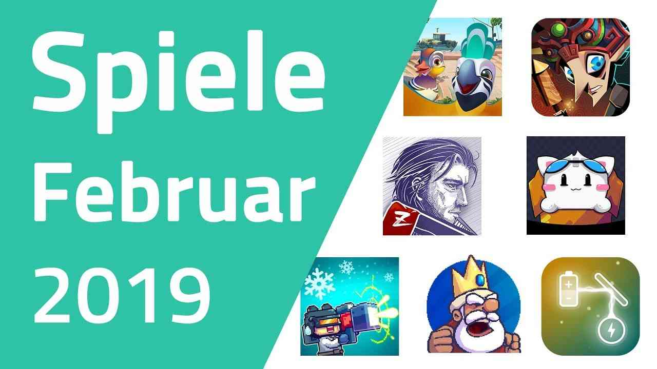 Top Spiele Android
