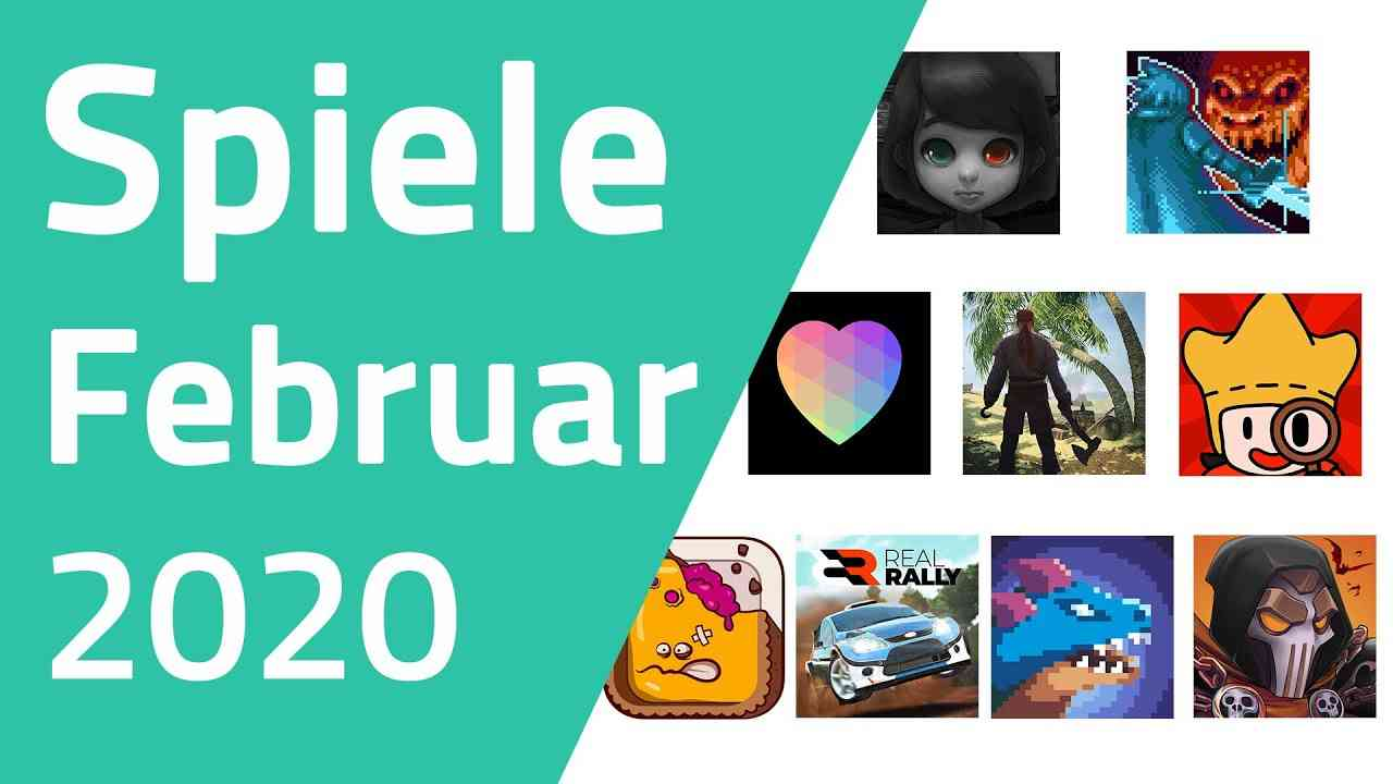 Spiele Android 2020
